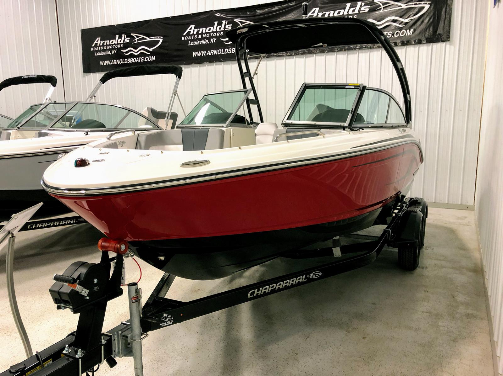 Inventory from Sea Ray and Chaparral Arnold's Boats & Motors