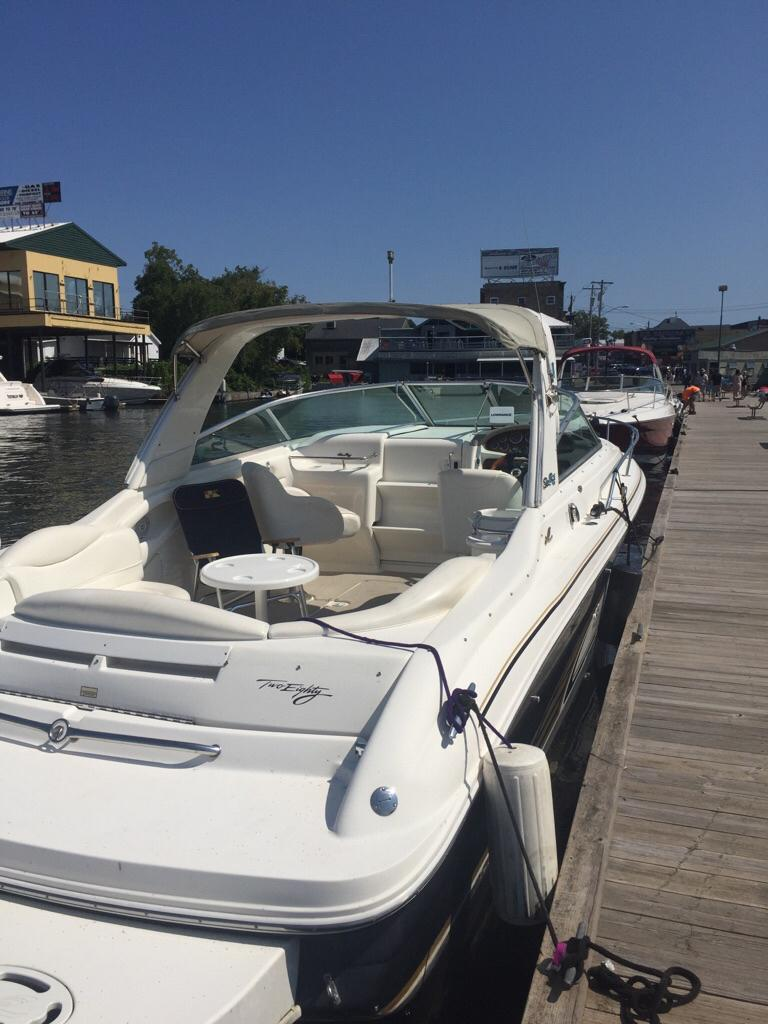 2001 SEA RAY 280 SS for sale
