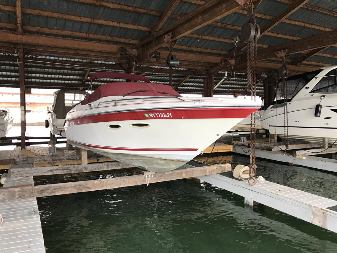 1989 SEA RAY 260 OVERNIGHTER for sale