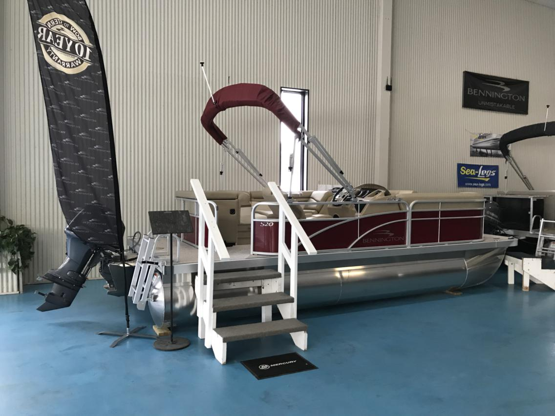 2018 BENNINGTON 20 SL for sale