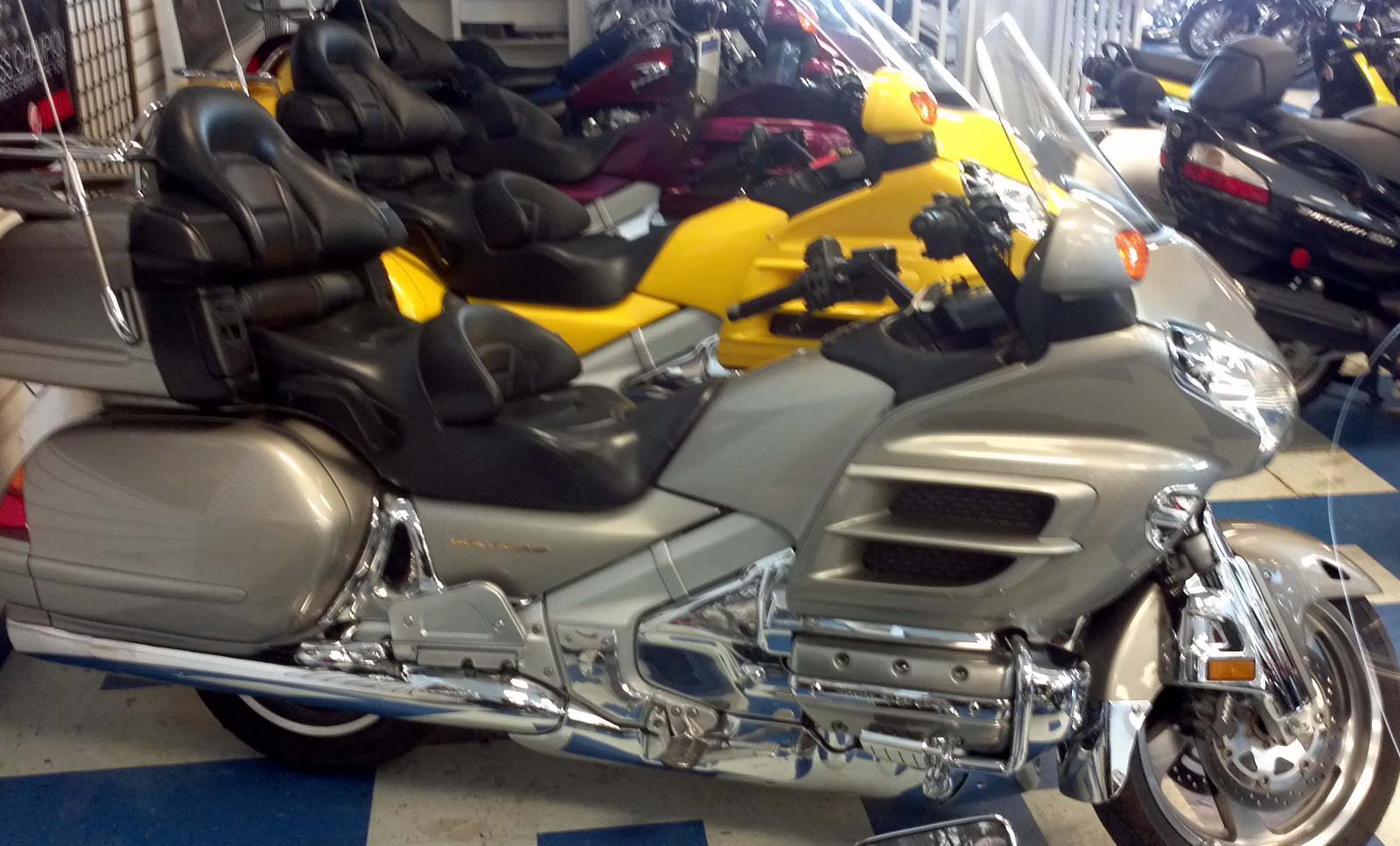 2003 Honda Goldwing 1800 For Sale In Jefferson City Mo Larrys Gl1800