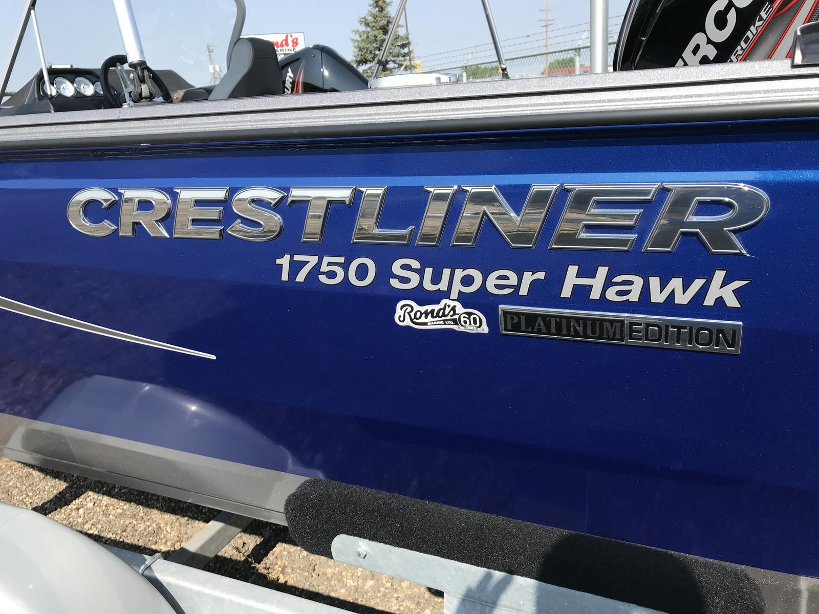 2017 Crestliner 1750 Super Hawk For Sale In Winnipeg Mb Ronds Pontoon Boat Wiring Diagram