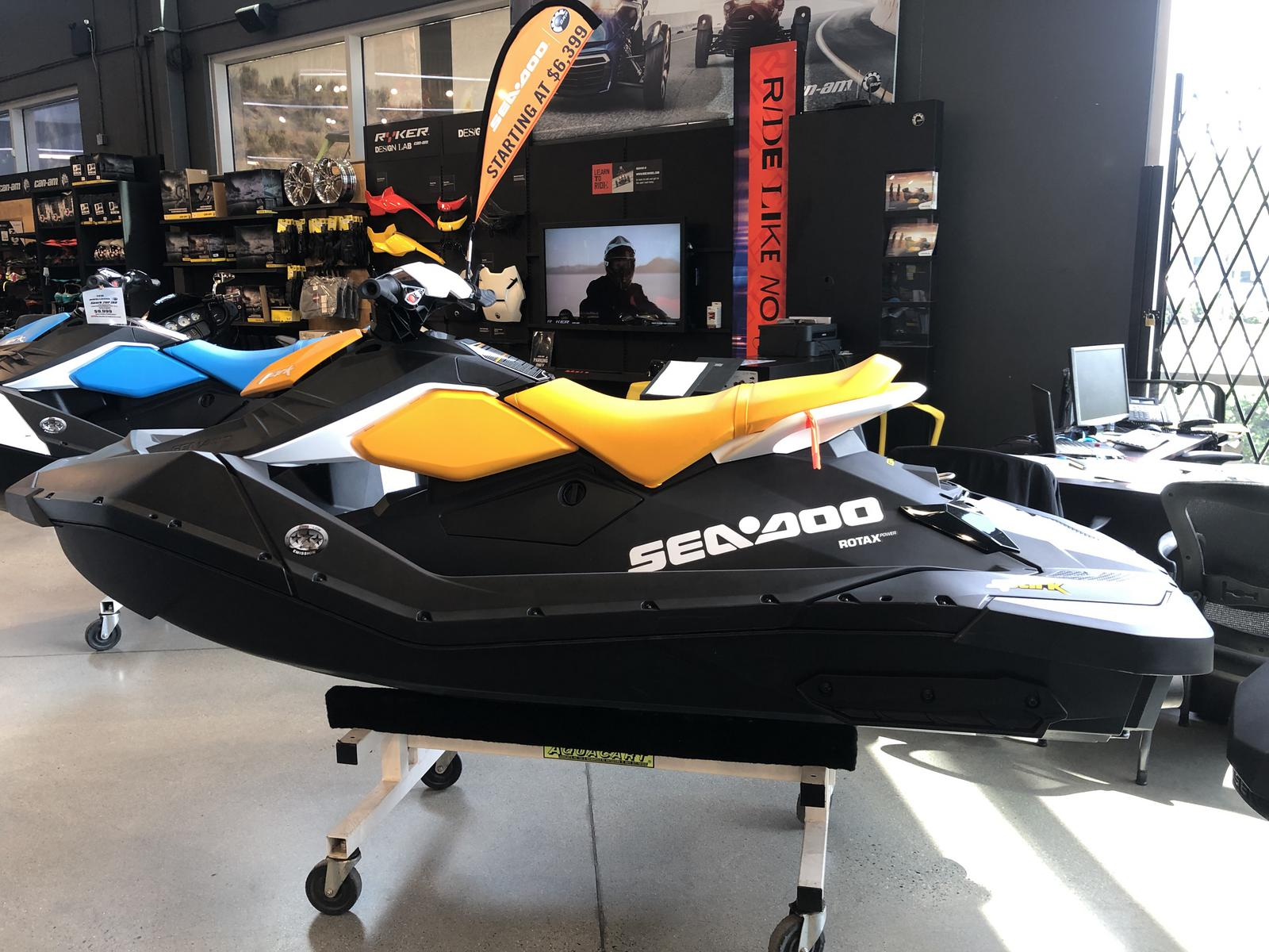 2019 Sea-Doo SPARK 2UP