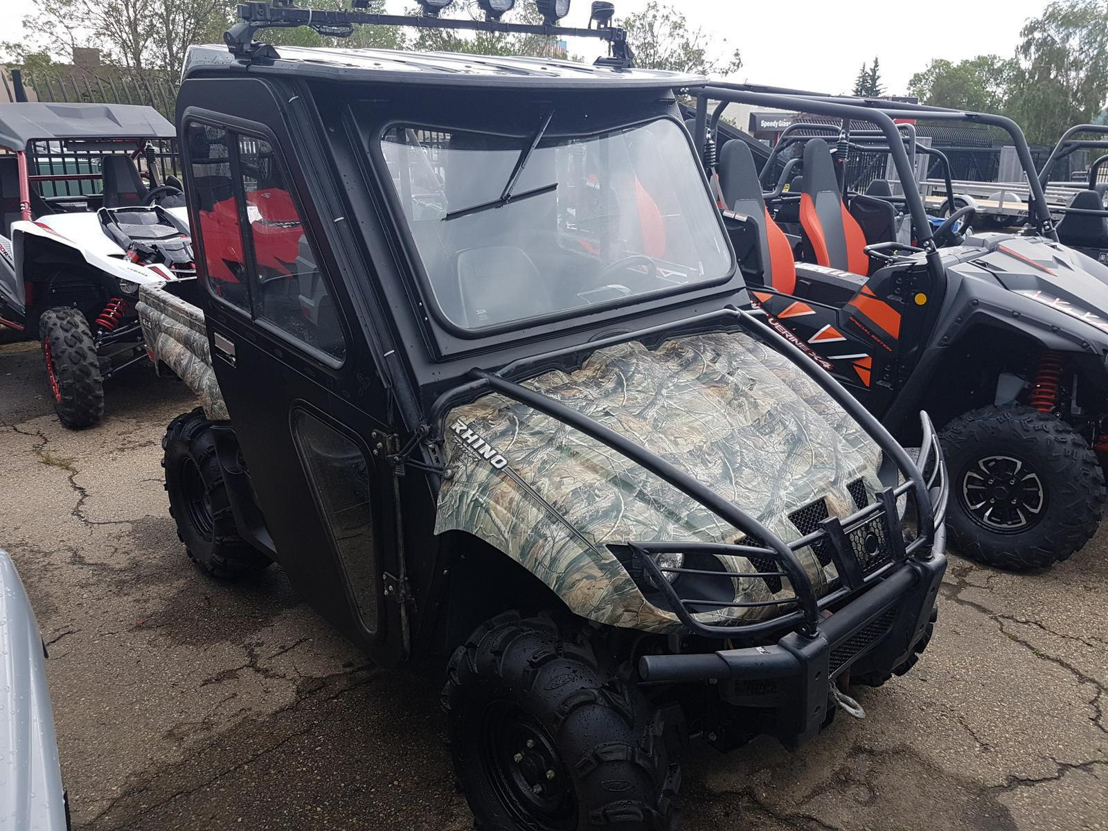 2009 Yamaha Rhino 700 Fi Auto 4x For Sale In St Albert Ab Fuel Filter Location