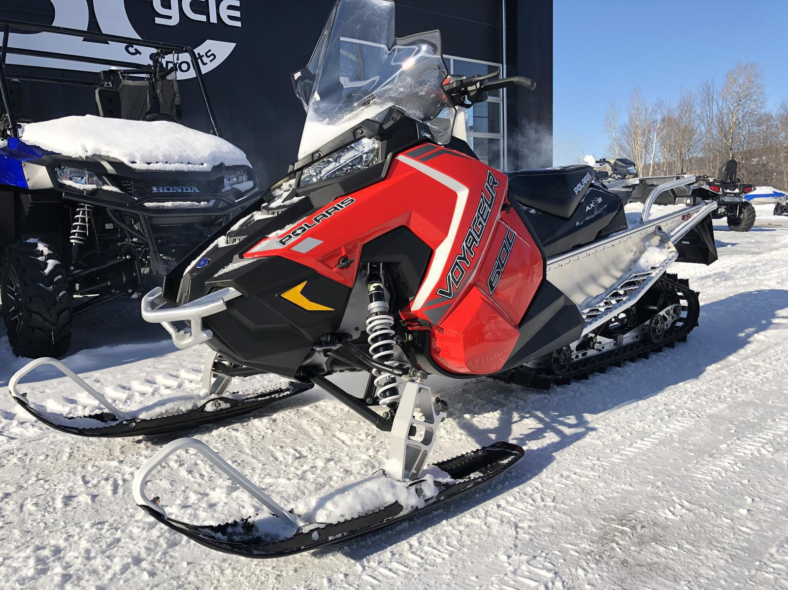 2018 Polaris Industries 600 Voyageur® 144 for sale in North