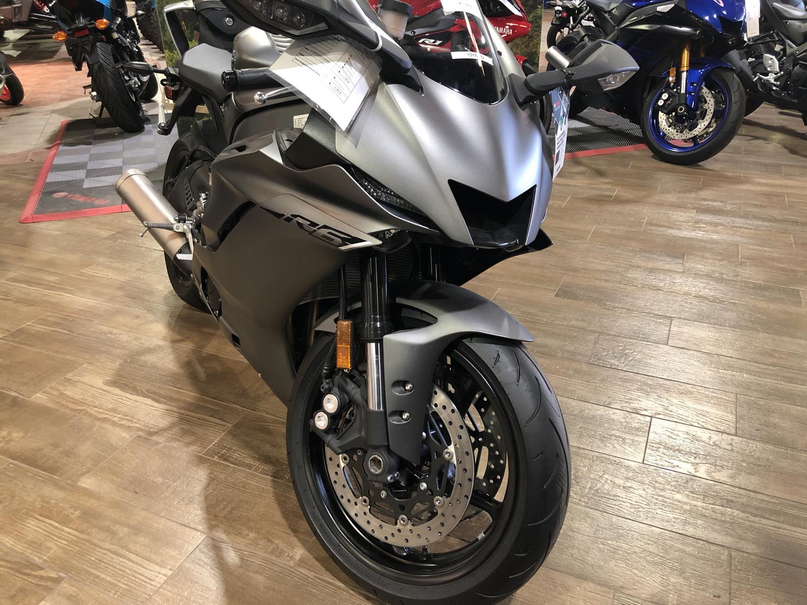 Yamaha r6 2019