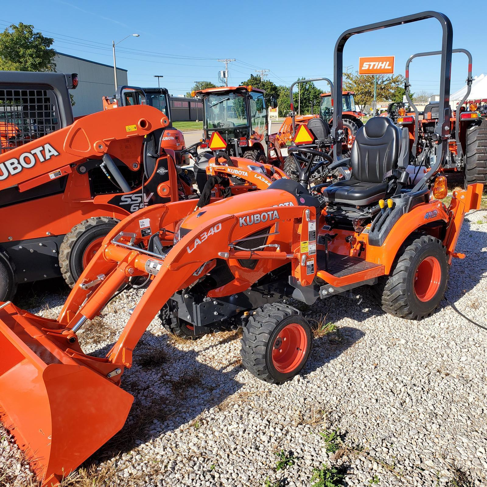 2019 Kubota BX23S for sale in Bloomington, IL  Nord Outdoor