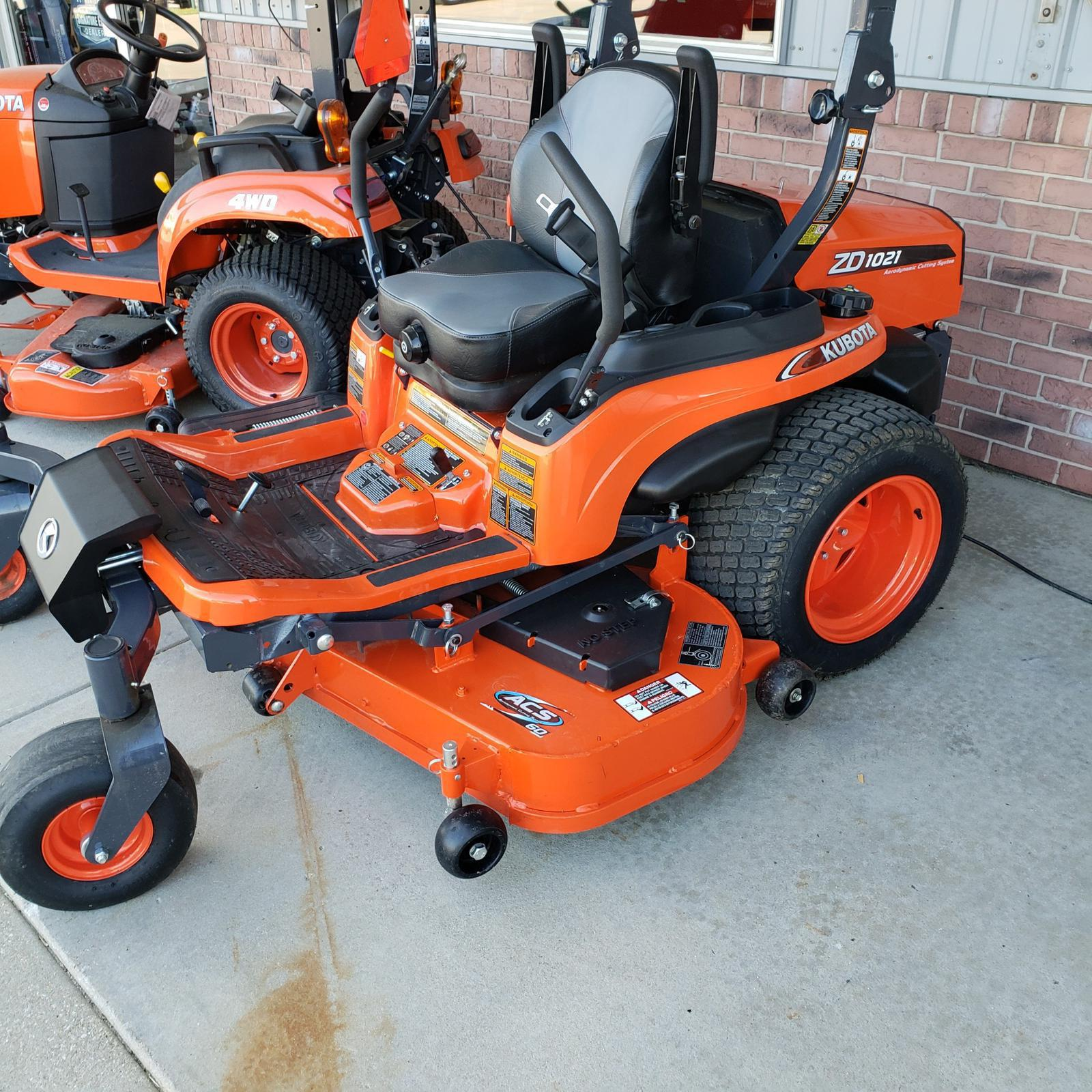 2018 Inventory from Kubota and Land Pride Nord Outdoor Power