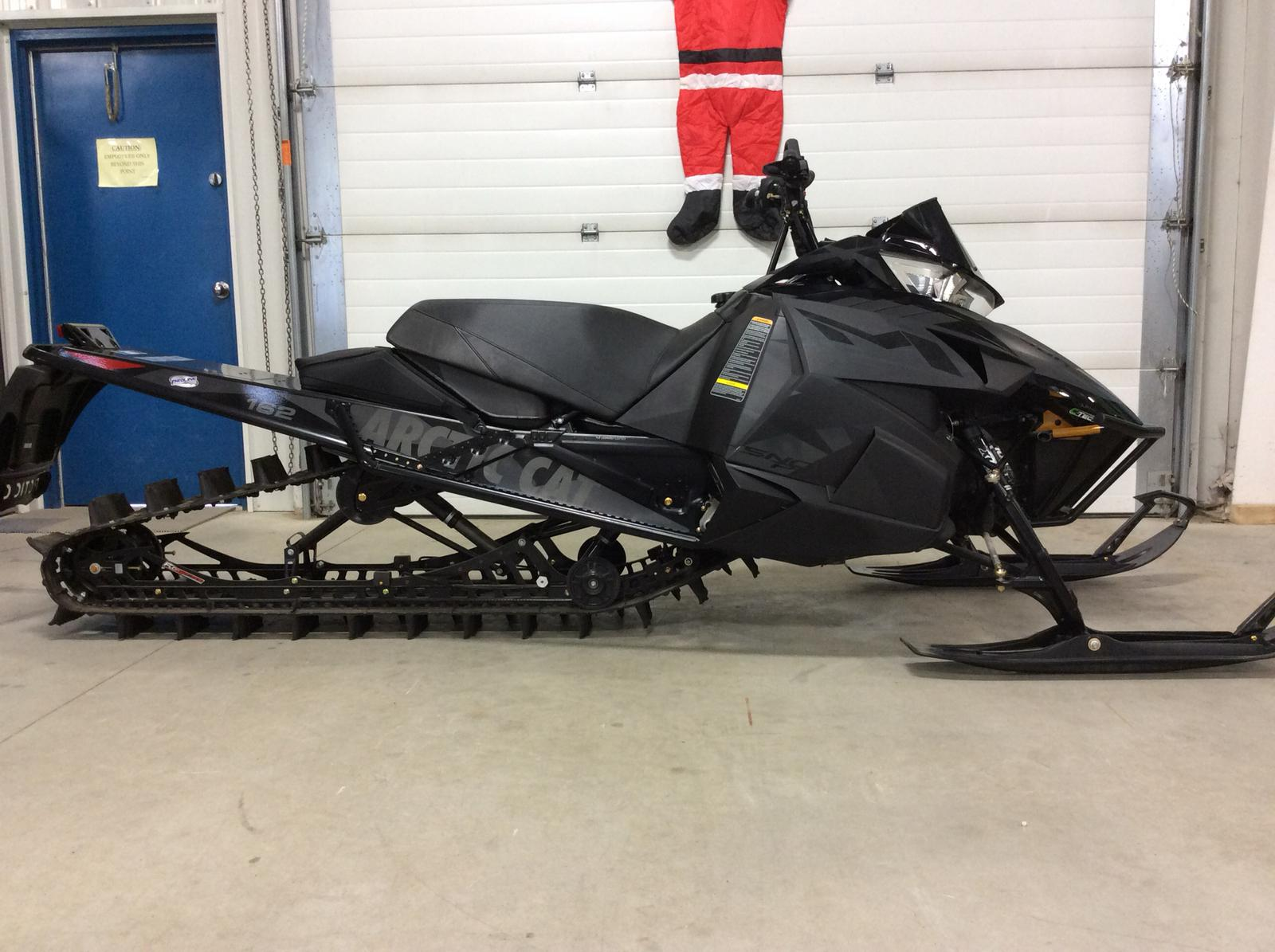 Snowmobile from Arctic Cat Proline Motorsports & Marine Inc