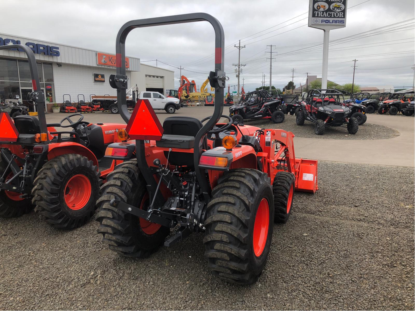 2019 Kubota L3901 HST 4WD for sale in Eugene, OR  Mid-Valley