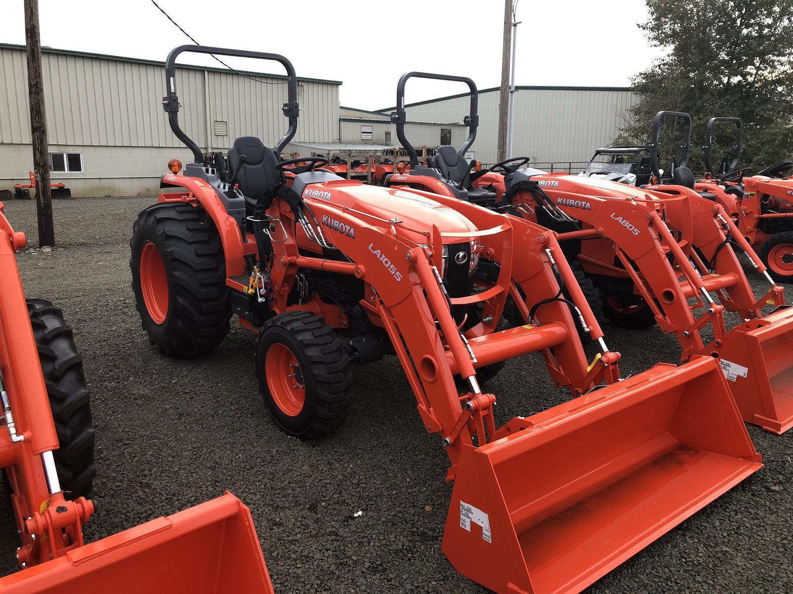 Inventory from Kubota Mid-Valley Tractor Company Eugene, OR