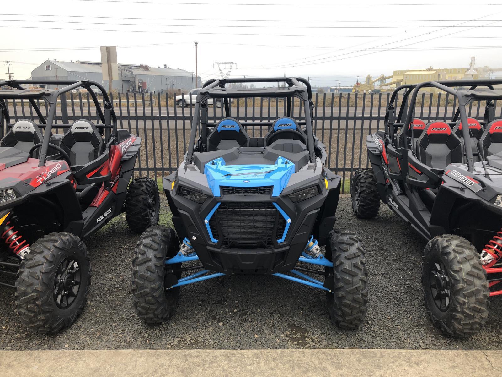 2019 Polaris Industries Rzr Xp Turbo Titanium Metallic For Sale
