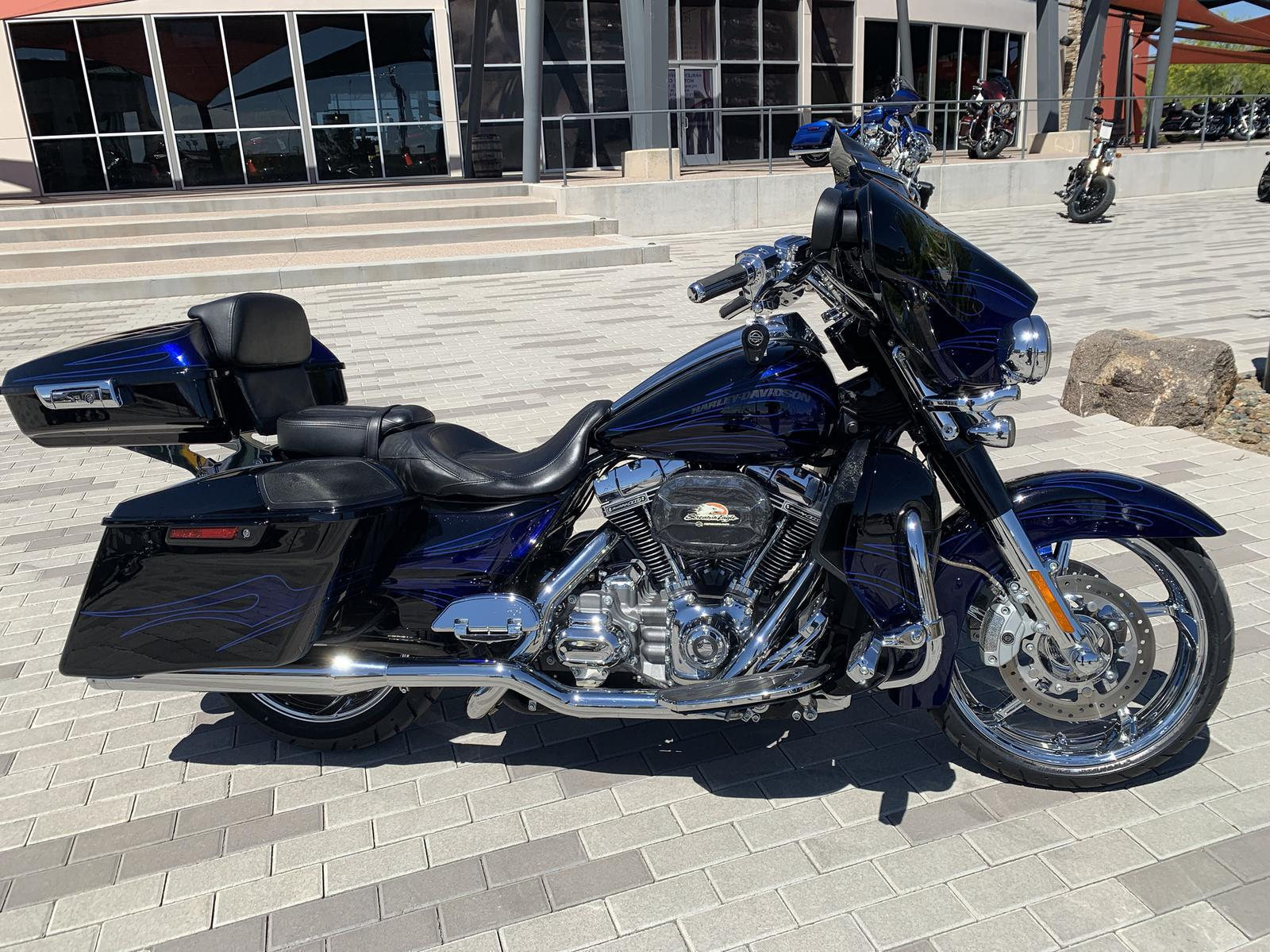 2016 Harley-Davidson® Street Glide CVO Street Glide