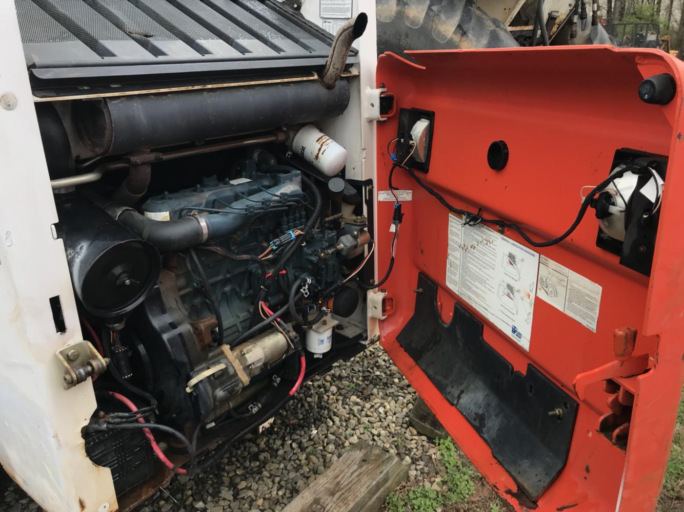 Bobcat 753 for sale in Jasper, GA  Goss Equipment Company Jasper, GA