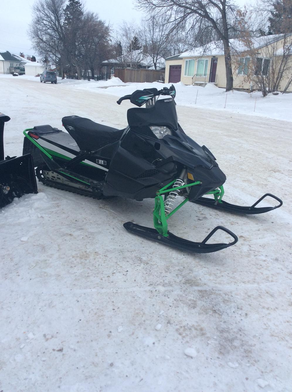 2010 Arctic Cat Sno Pro 500 For Sale In The Pas MB B C Power