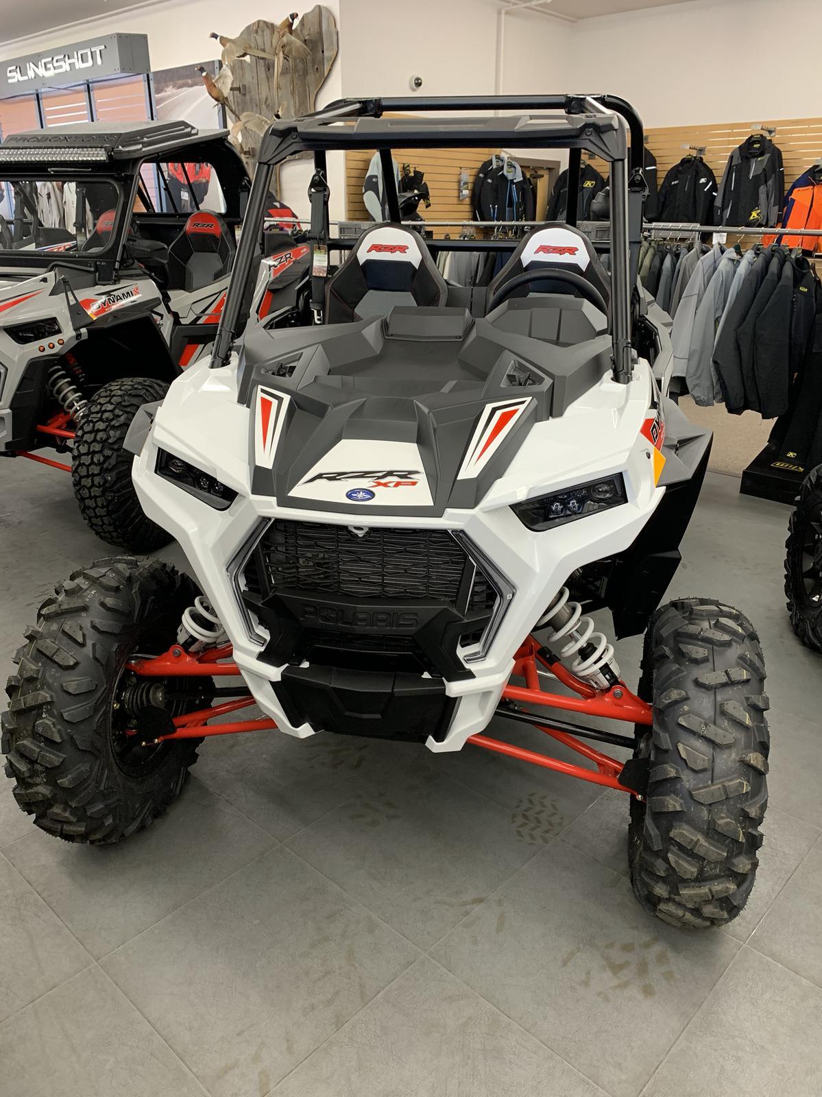 2019 Polaris Industries RZR XP® 1000 DYNAMIX - White