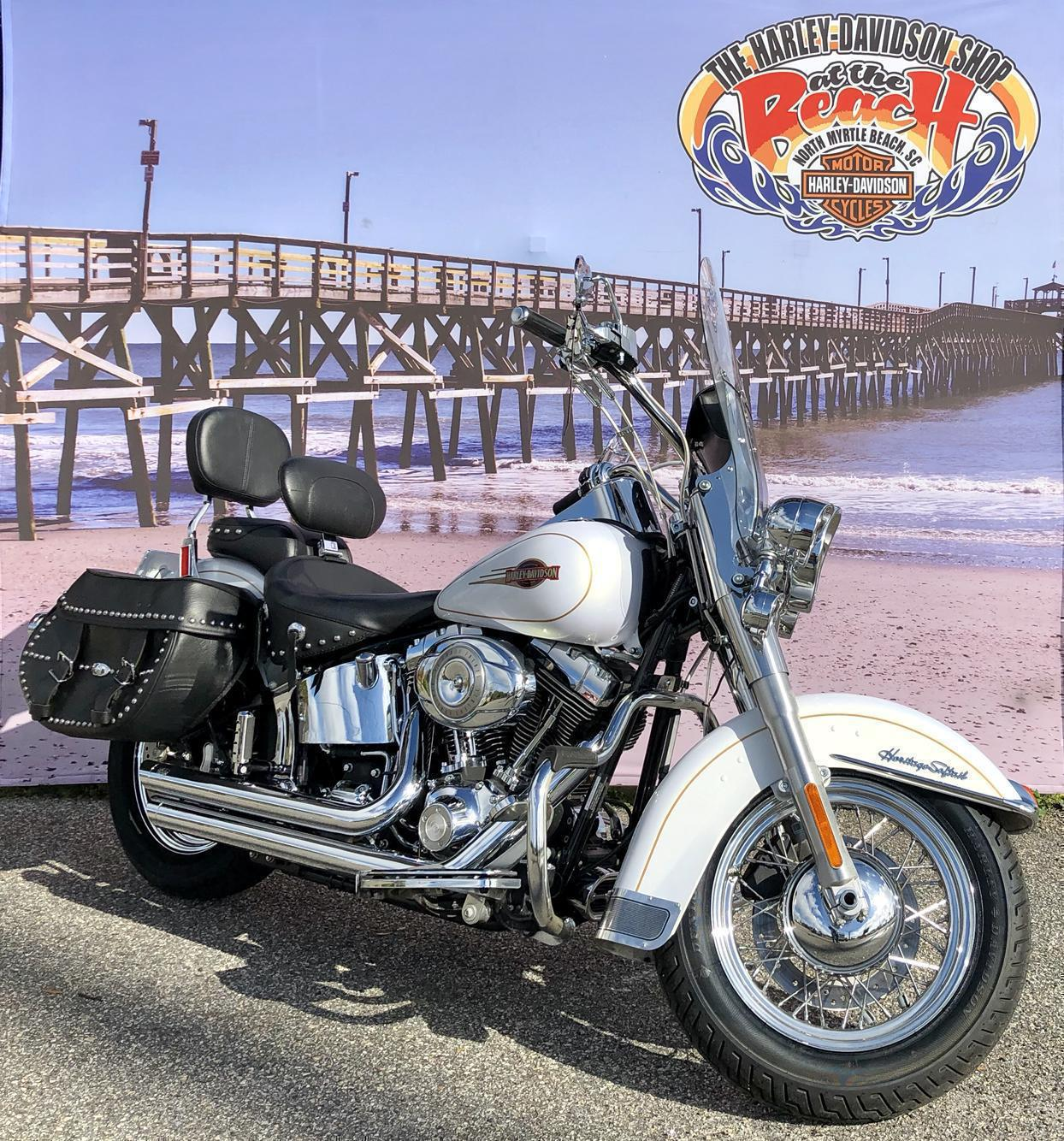 2007 Harley-Davidson® FLSTC Heritage Softail® Classic for sale in