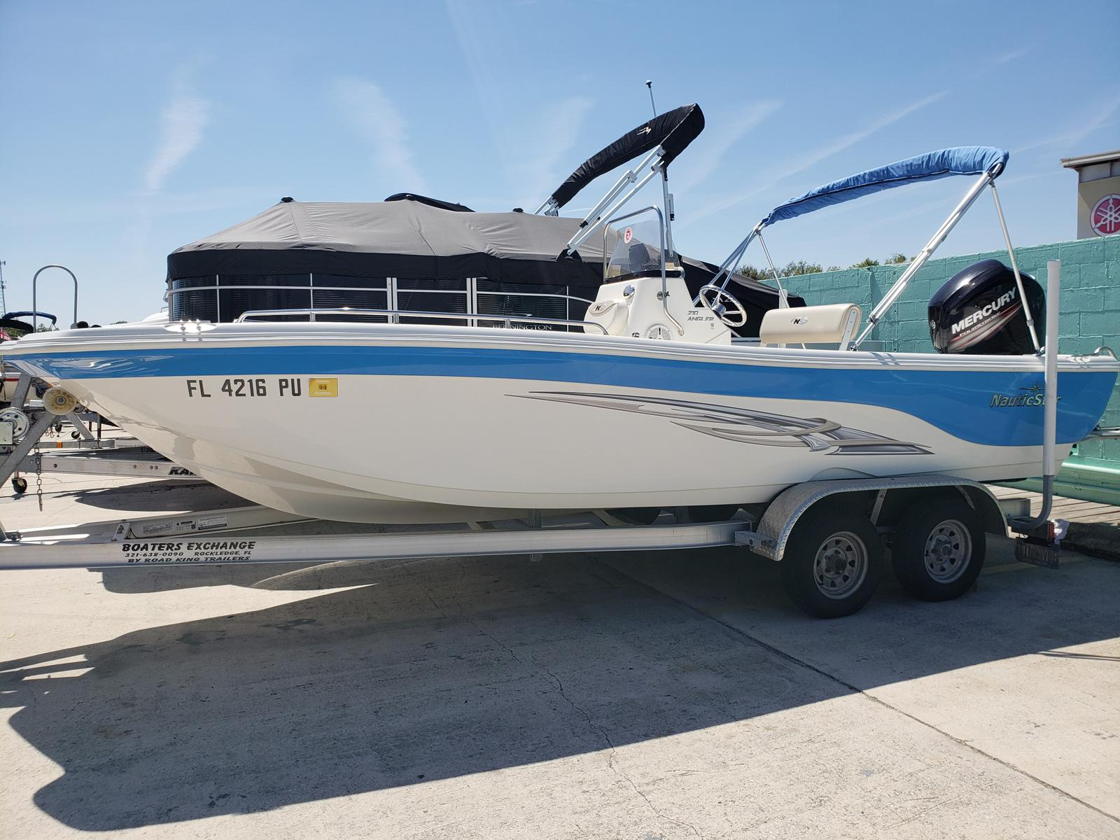Inventory from Yamaha and NauticStar Boaters Exchange