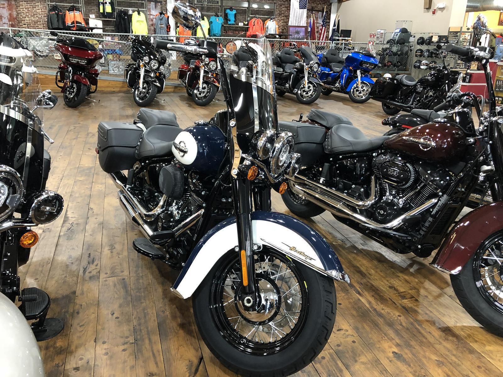 2019 Harley Davidson Heritage Classic 114 For Sale In Charleston Softail Item Locationid 16420