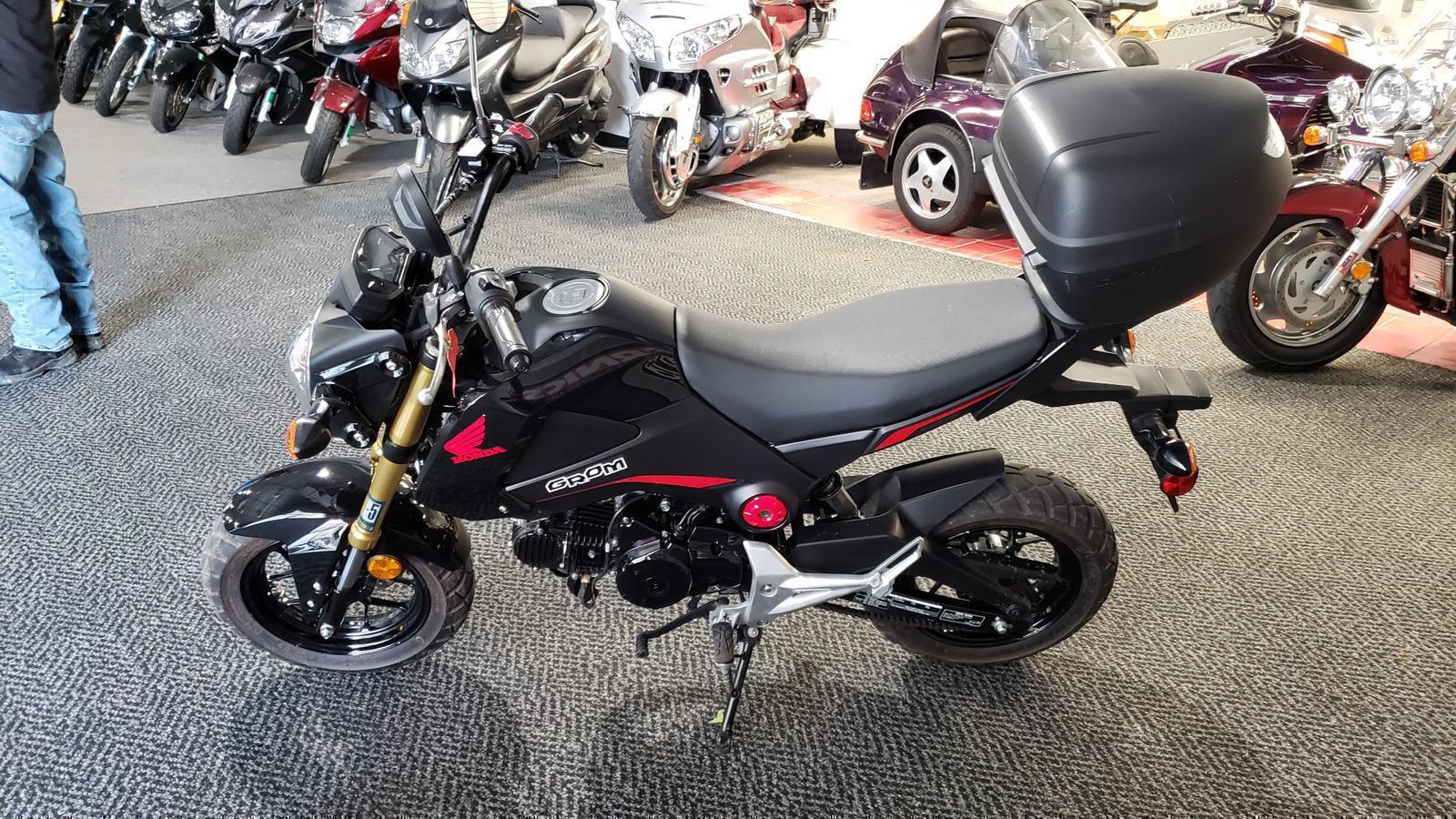 2015 Honda GROM 125E