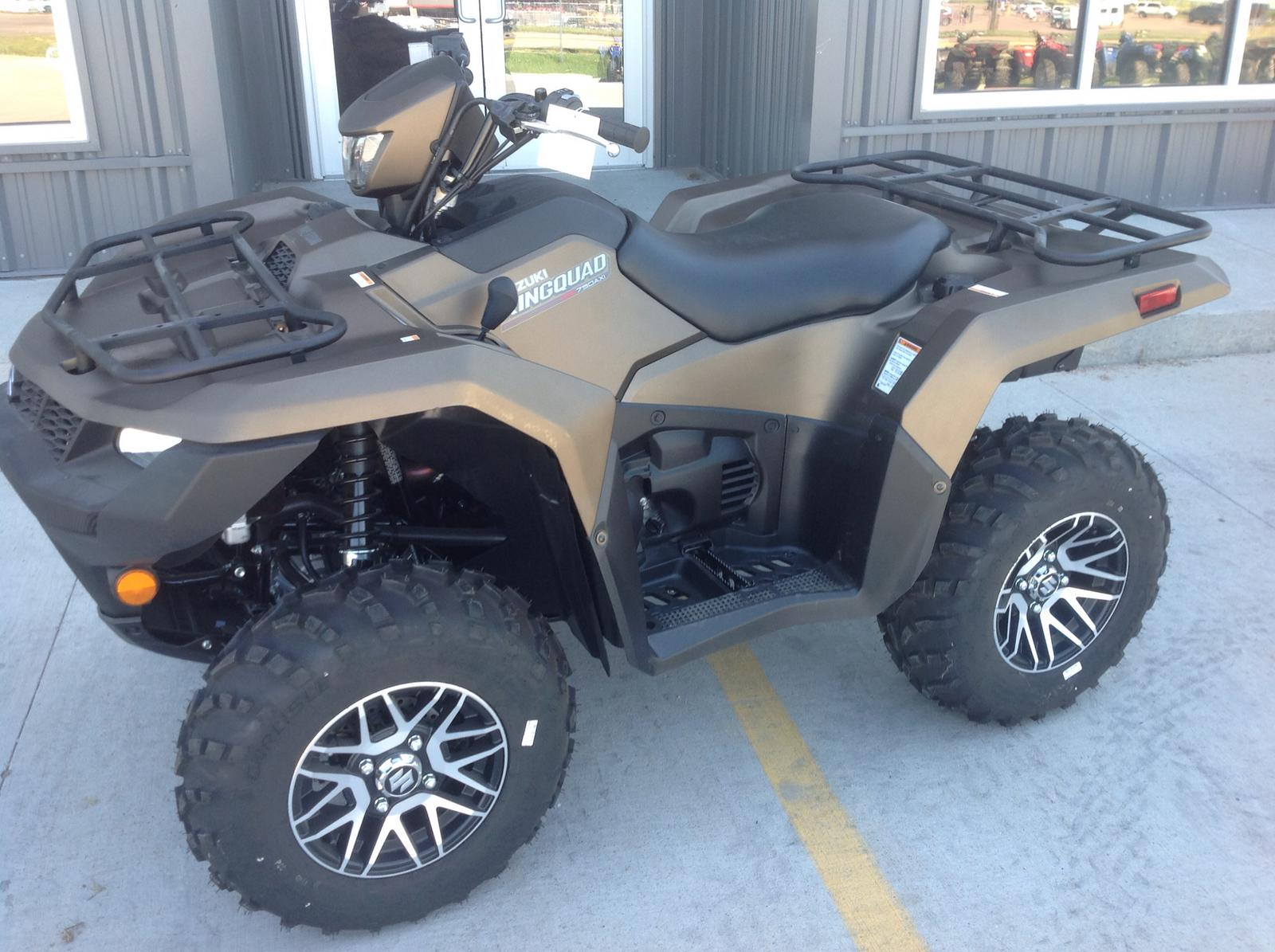 Inventory from Arctic Cat and Suzuki Lewis Motor Sports