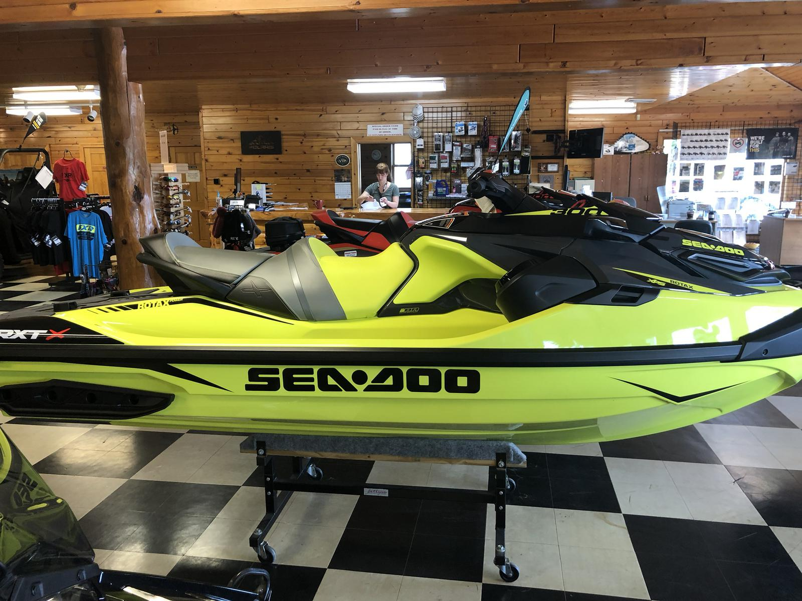 Inventory from Sea-Doo and Yamaha Track Side Eagle River, WI (715