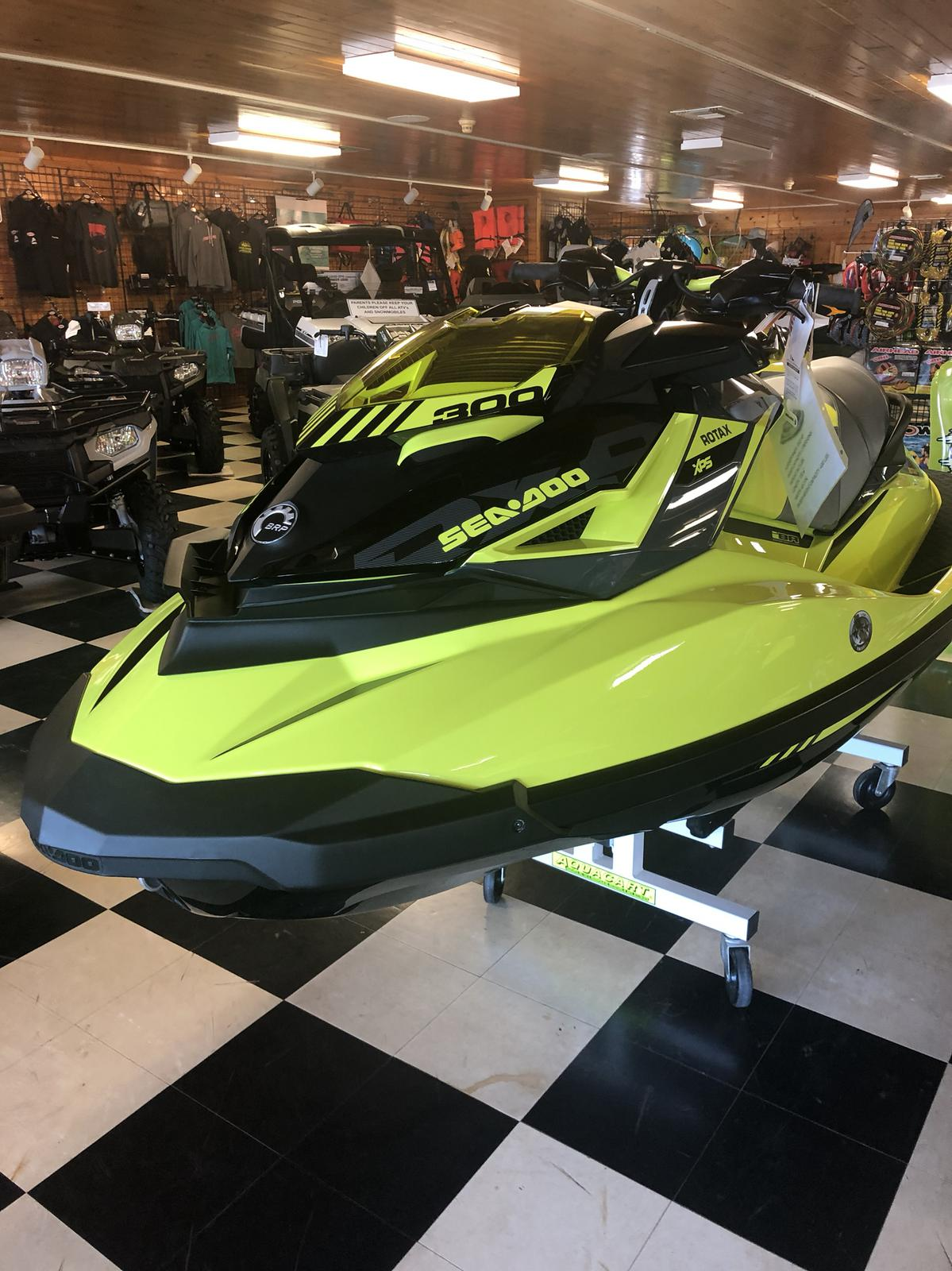 Inventory from Sea-Doo and Can-Am Track Side Eagle River, WI