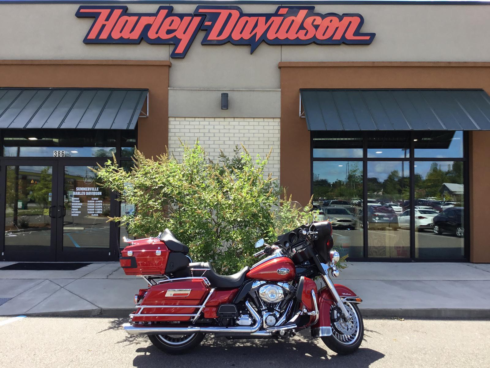 2012 Harley-Davidson® FLHTCU Ultra Classic® Electra Glide®