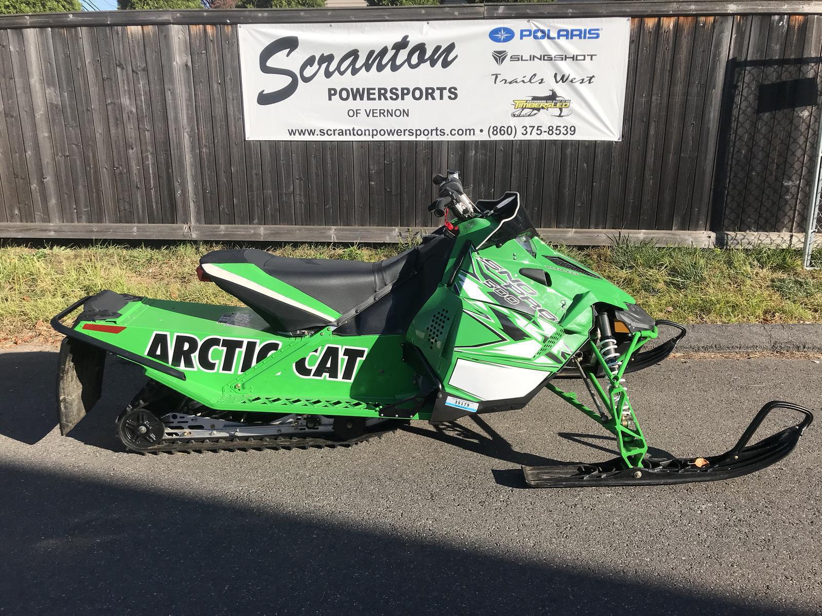 Used Snowmobile Scranton Powersports Vernon, CT (860) 375-8539