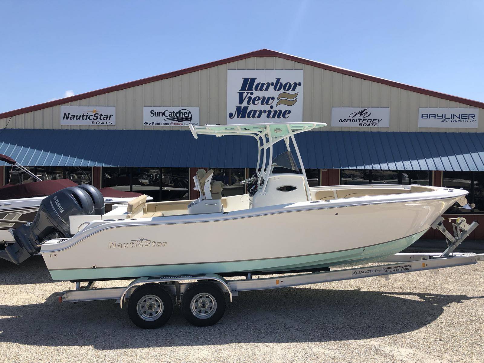 2019 NauticStar 2602 Legacy for sale in Pensacola, FL. Harbor View on