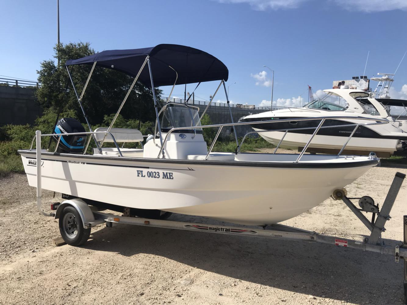 Inventory from Boston Whaler Harbor View Marine