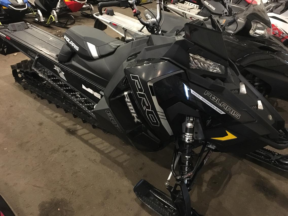 Snowmobile from Polaris Cross-Country Sales & Service Ltd