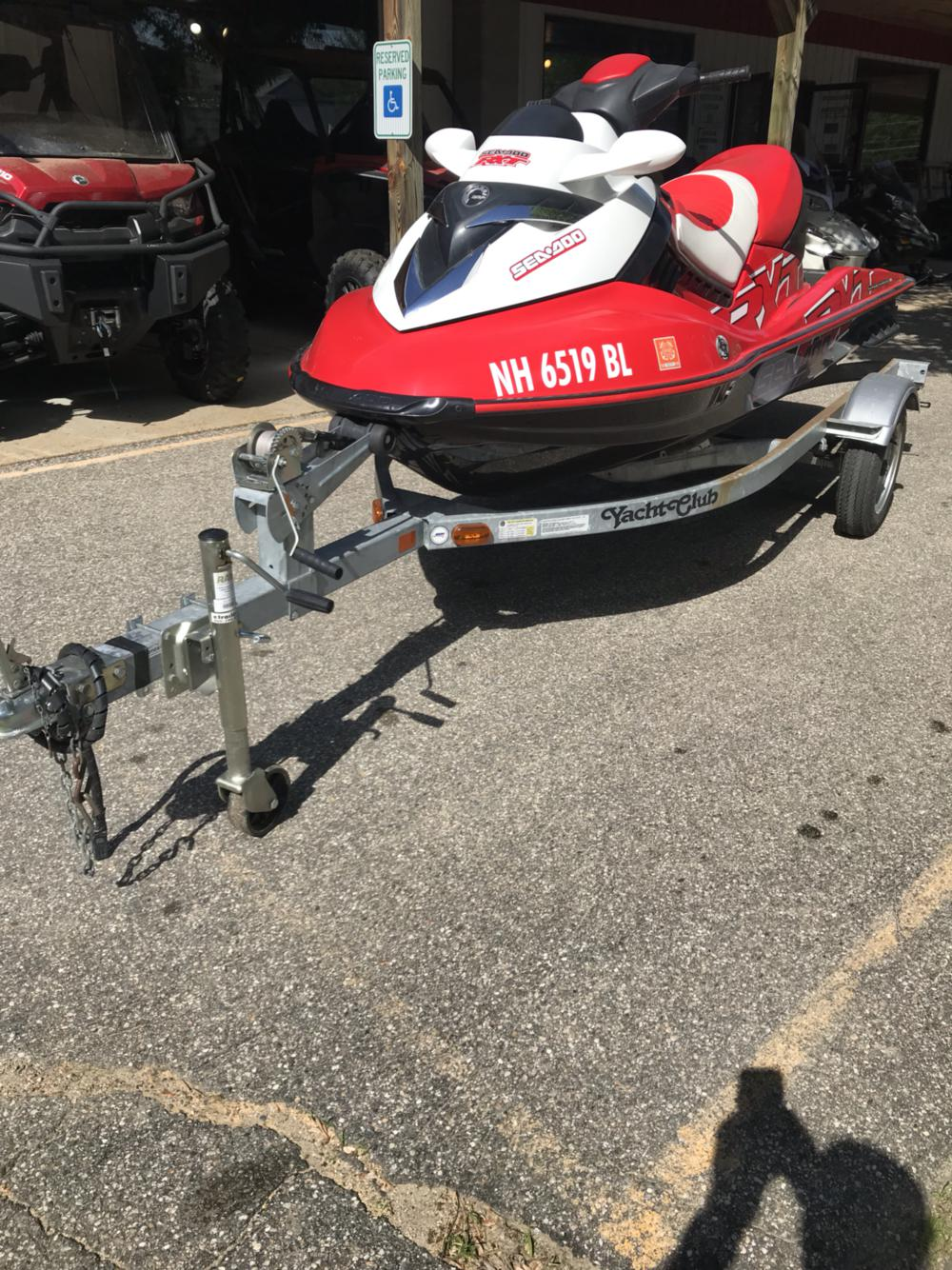 2007 Sea-Doo RXT 215 for sale in Conway, NH  Profile