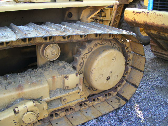 1981 IH TD15C for sale in THOMASVILLE, NC  JOE'S TRACTOR