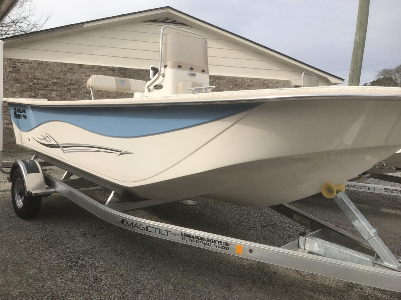 Inventory from Carolina Skiff and Southern Skimmer Marine