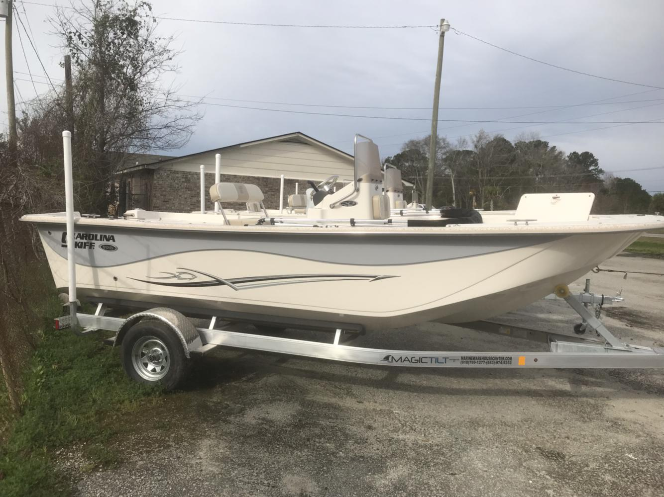2018 and 2017 Inventory from Carolina Skiff and Southern