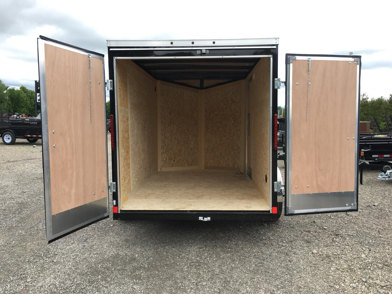 2019 Forest River Inc  ON SALE! US CARGO 6X10 CARGO TRAILER WITH BARN DOORS