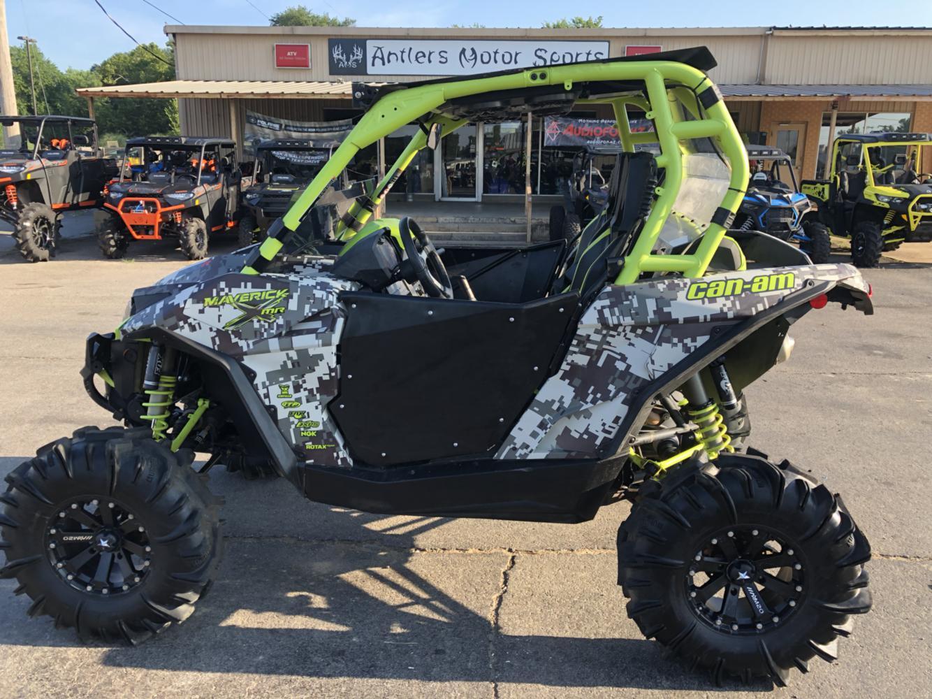 Used Side x Side Antlers Motorsports Antlers, OK (580) 298-3379