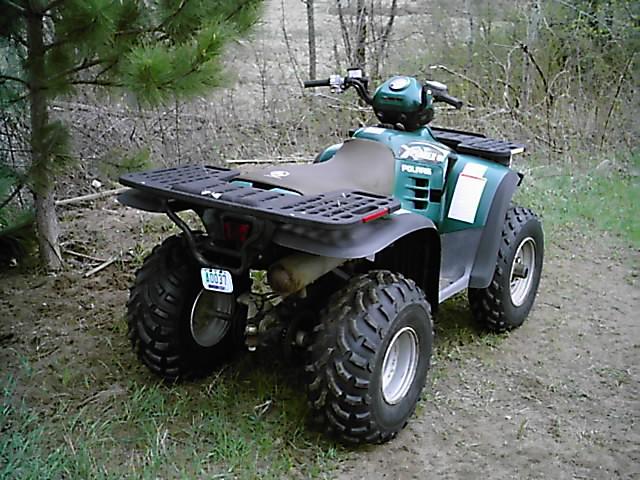 2000 Polaris Xplorer 400 4X4