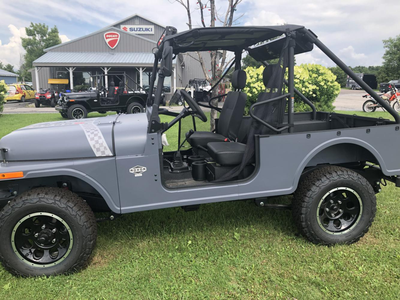 2018 Mahindra Roxor For Sale In New Haven Vt Cyclewise Inc 802