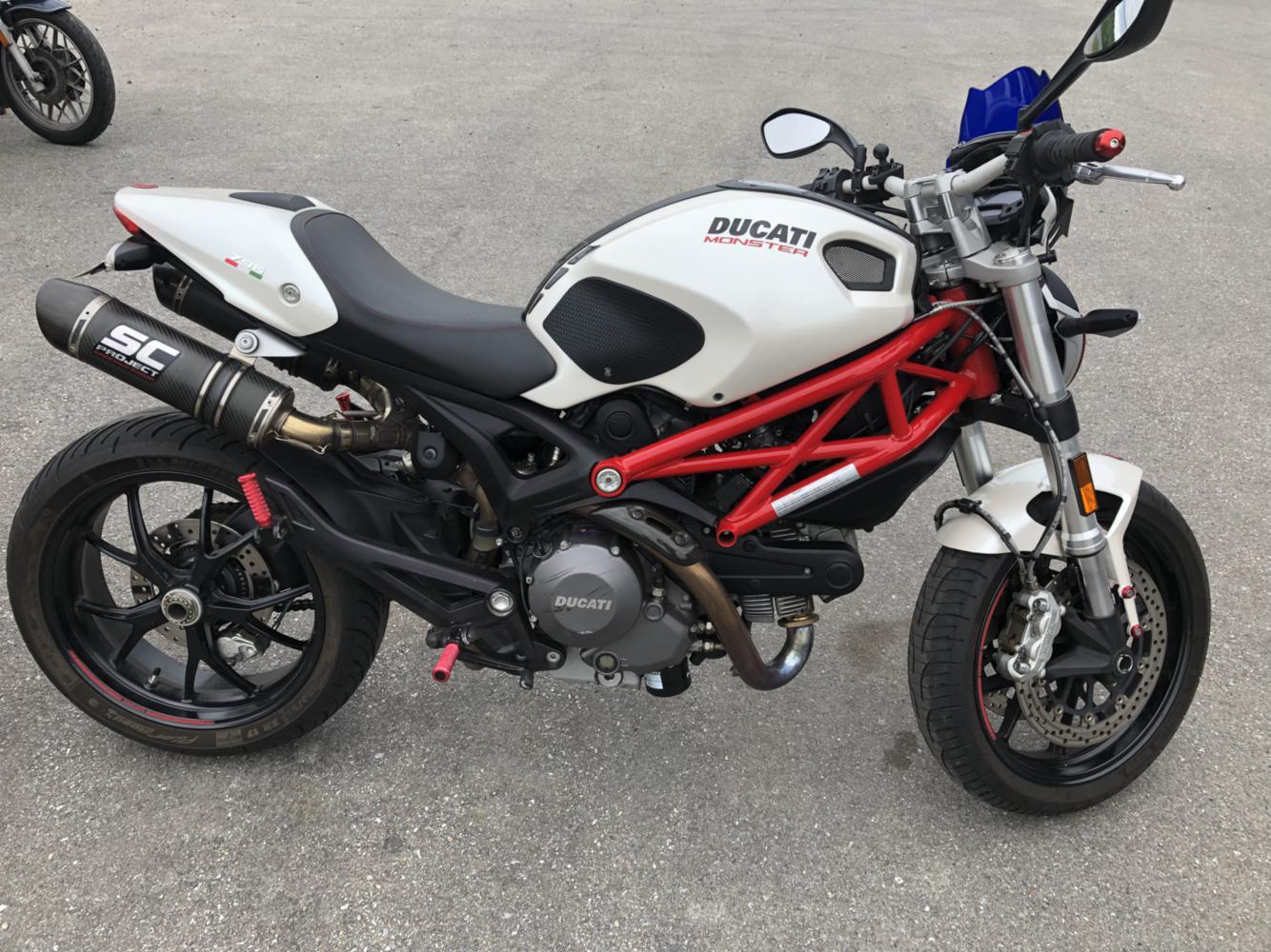 2014 Ducati Monster - 796
