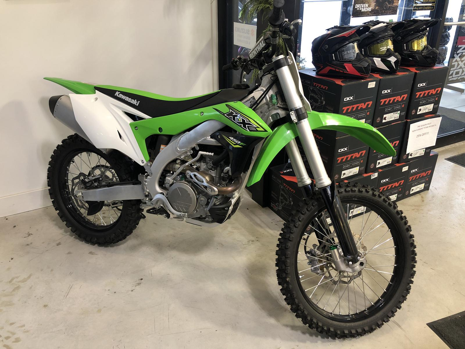 Inventory from Kawasaki A T C  Corral Stouffville, ON (905) 640-2212