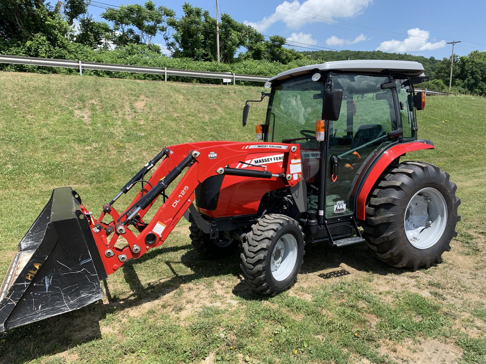 Inventory from Massey Ferguson and New Holland Construction