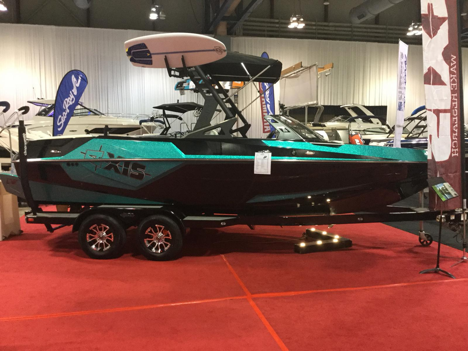 2019 Axis Wake Research T22 for sale in Naples, NY  Smith Boys