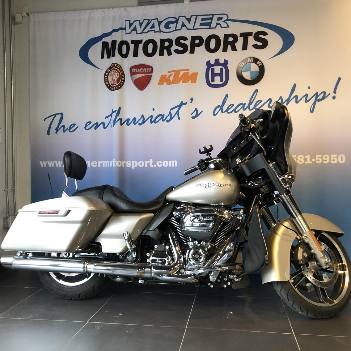 2018 Harley-Davidson® Street Glide