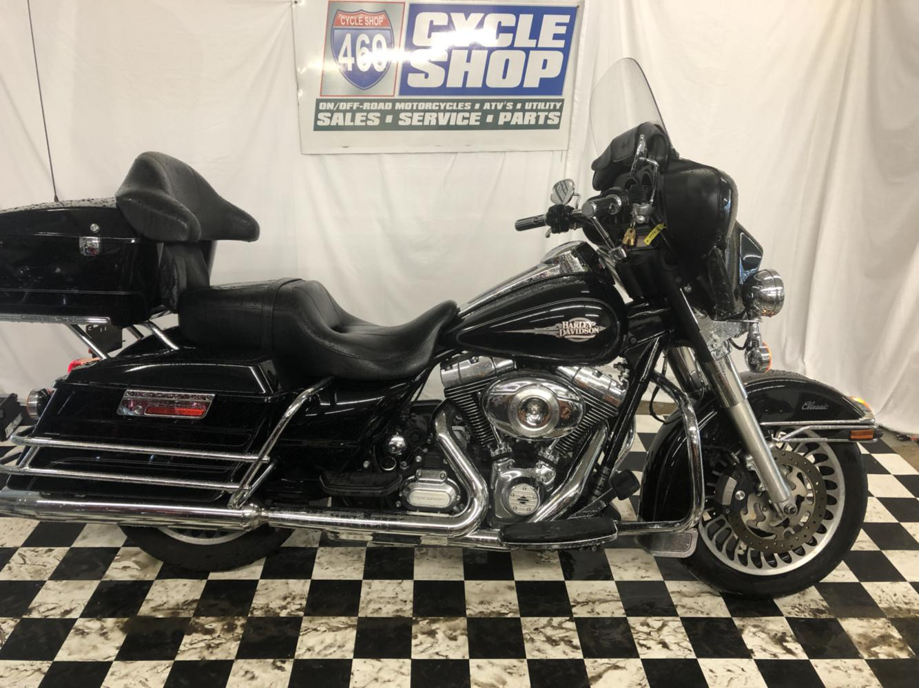 2012 Harley-Davidson® FLHTC ELECTRA GLIDE