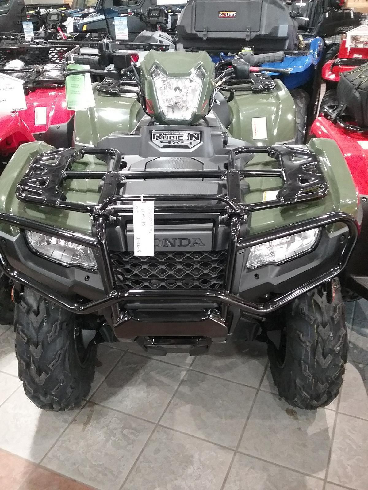 2019 Honda FOREMAN RUBICON 4X4