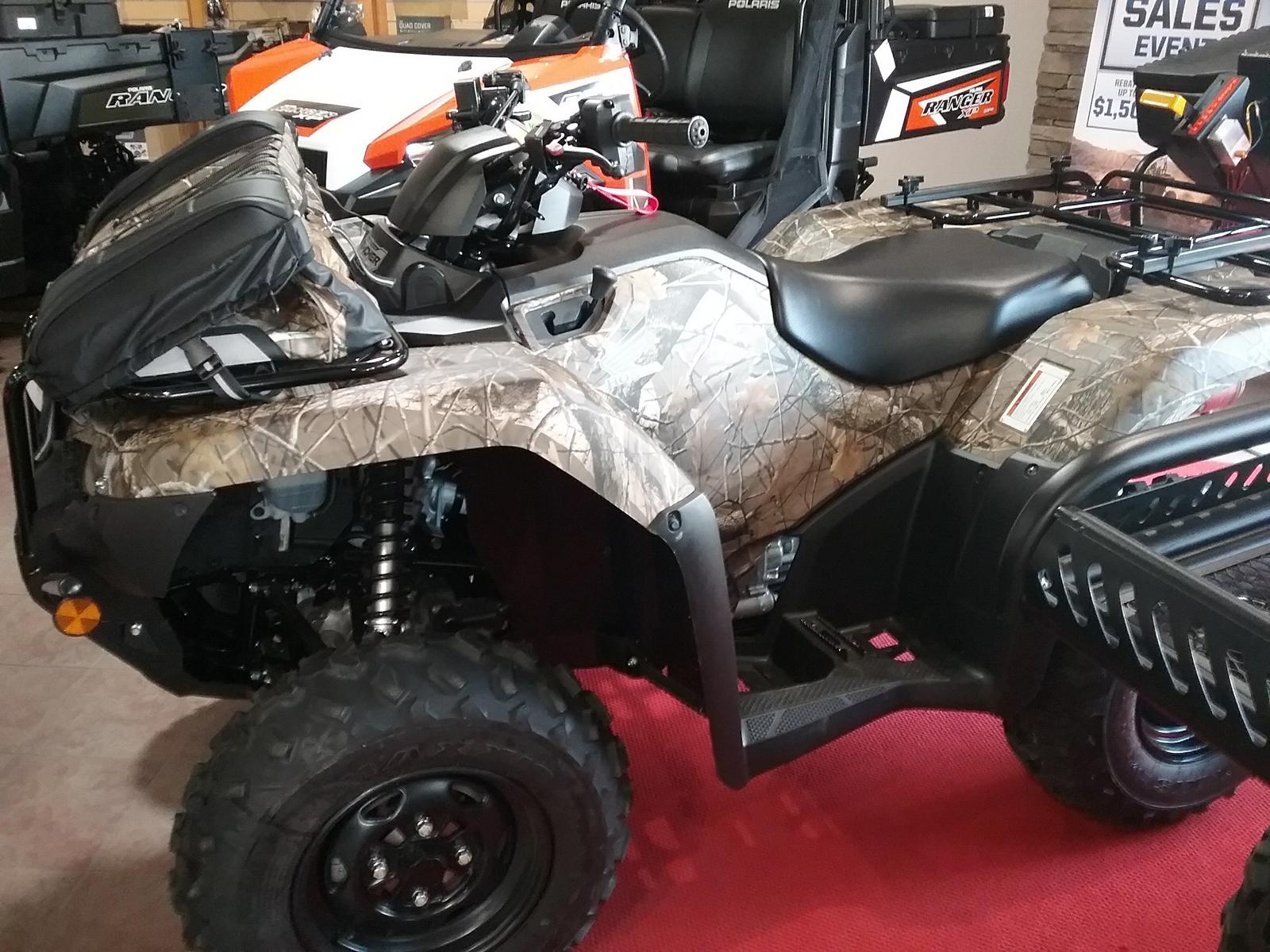 2019 Honda RANCHER 4X4 AT EPS