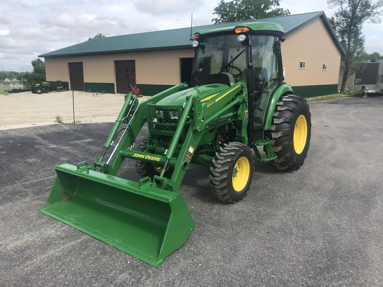 John Deere For Sale >> 2019 John Deere 4066r Tractor