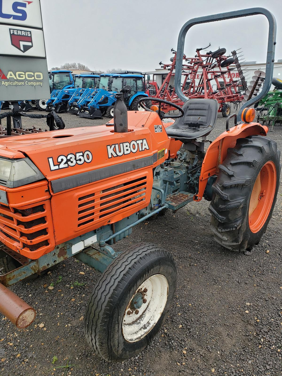 Inventory from Krause, Mahindra, Shaver, Hesston, LS Tractor